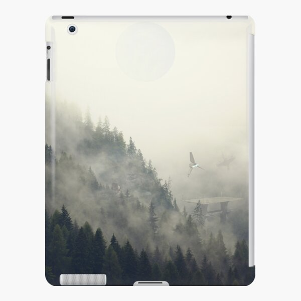Forest Moon iPad Snap Case