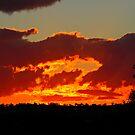 July Sunset #3 by GailD