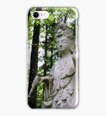 Kwan Seum Bosal (Tara) Bodhisattva of Compassion iPhone Case/Skin