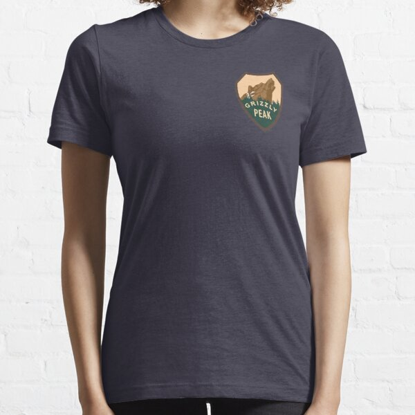 Grizzly Peak Essential T-Shirt