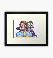 """SMILE!"" Framed Print"