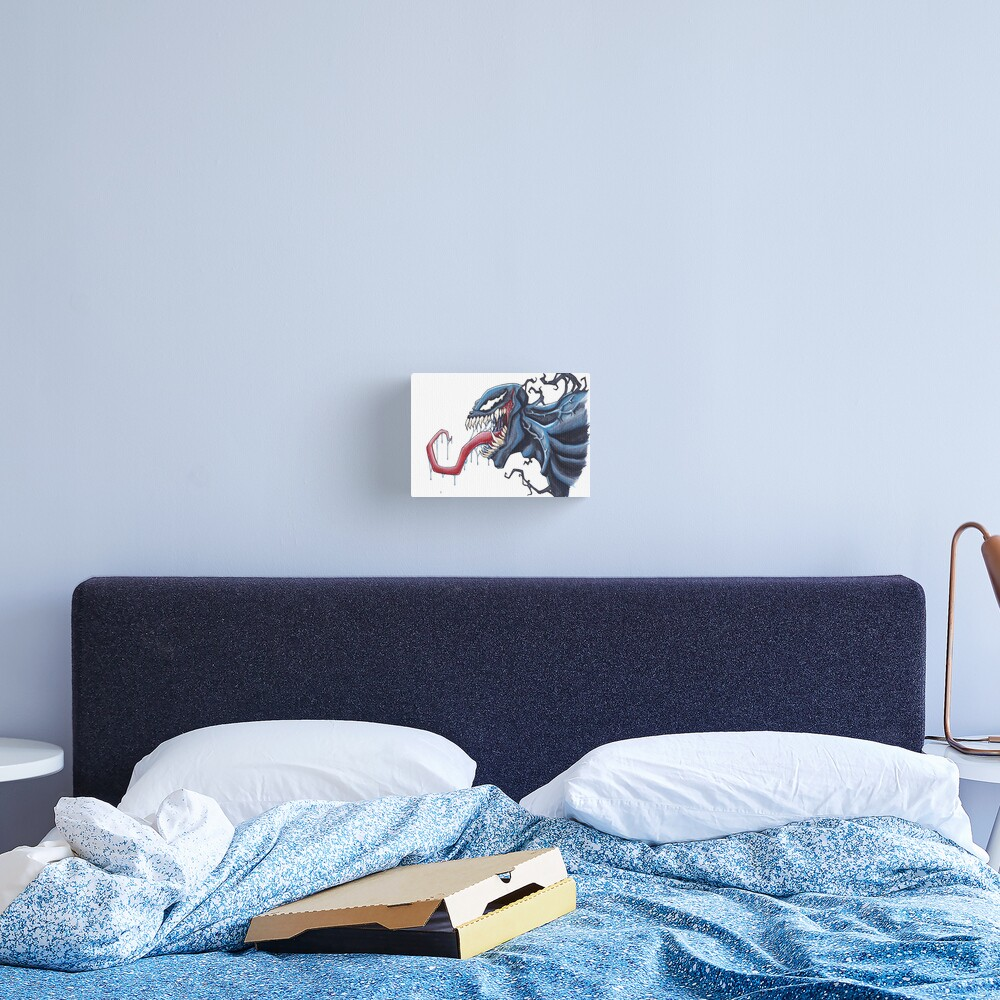A Venomous Kiss Canvas Print