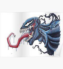 A Venomous Kiss Poster