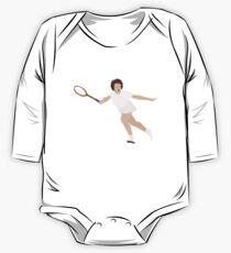 Body de manga larga Billie Jean