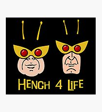 The Venture Brothers - Hench 4 Life Photographic Print