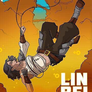 Lin Beifong: Fury Road 2 by elizabethamira