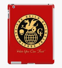 The Venture Brothers - Guild of Calamitous Intent iPad Case/Skin