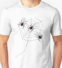 redback trio Slim Fit T-Shirt