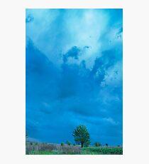 Moody Skies Photographic Print