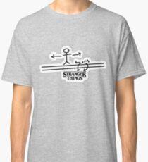 Stranger Things: Upside Down Classic T-Shirt
