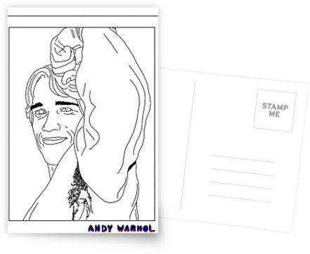 Andy Warhol 1: Arnold A von 3000artists