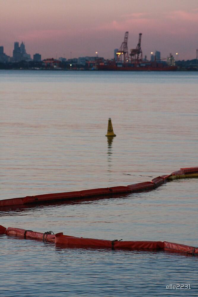 water by dusk by elle2231