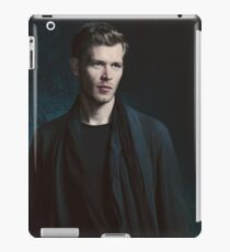 Klaus Mikaelson - The Vampire Diaries - Season 4 - Promotional Poster iPad Case/Skin