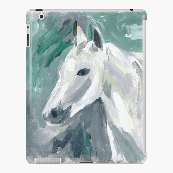 Horse by Nicole Mathieson iPad Snap Case