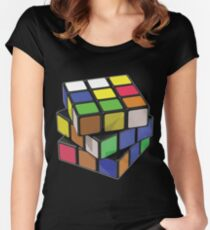 Get Twisted Women's Fitted Scoop T-Shirt