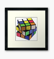 Get Twisted Framed Print