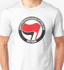 Antifashisusischtische Aktion T-Shirt