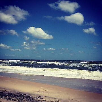 Beach by elizabethamira