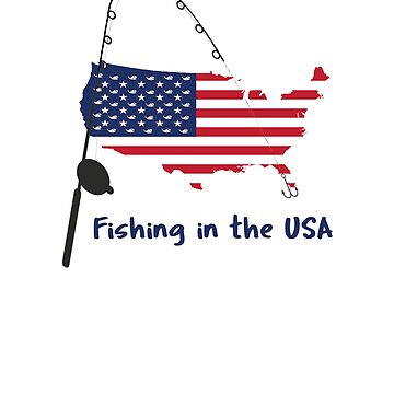 Fishing in the USA  by Just4doglovers