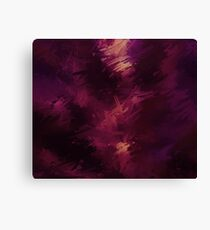 Burgundy Canvas Print