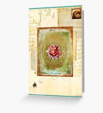 Blessed Bee Greeting Card