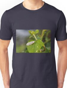 insect on leaf Unisex T-Shirt