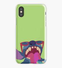 Stitch and a scone iPhone Case