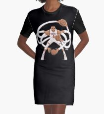 Mr. Triple Double Westbrook  Graphic T-Shirt Dress