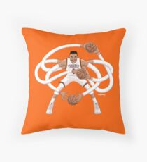 Mr. Triple Double Westbrook  Throw Pillow