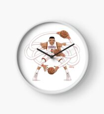 Mr. Triple Double Westbrook  Clock