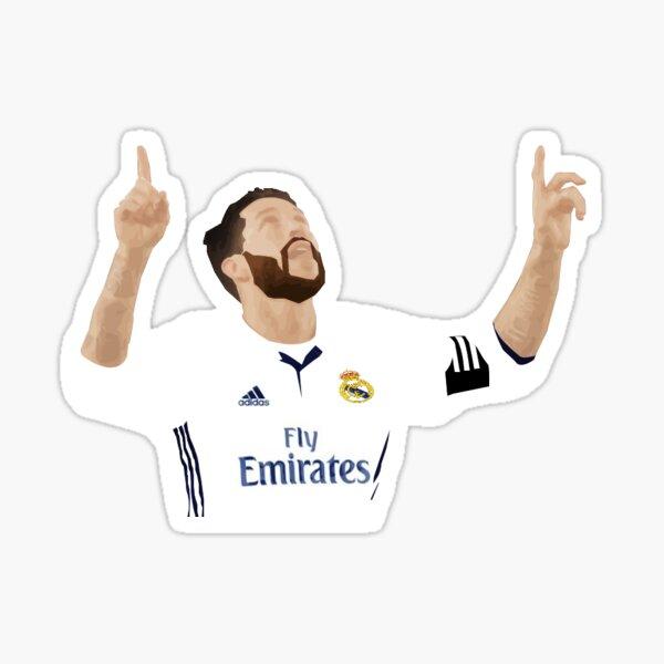 Sergio Ramos Sticker