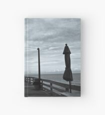 I'll Always Recognize that Bend in the Pier Hardcover Journal