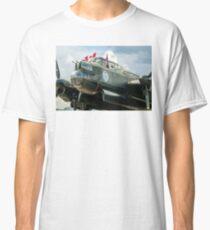 "Avro Lancaster B.X FM213/C-GVRA ""Vera"" nose detail Classic T-Shirt"