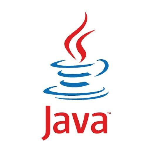 """Java Logo Klassisch"""" von kleversonk   Redbubble"""