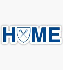 Emory University Home Sticker