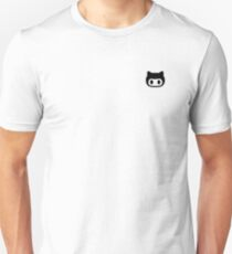 GitHub Head Chubby Unisex T-Shirt