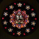 Rose Window by Werner Padarin