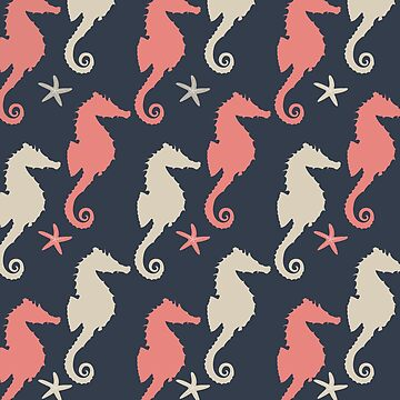 AFE Seahorse Pattern by afeimages1