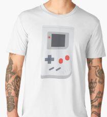 Retro Gameboy style graphic Men's Premium T-Shirt