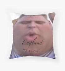 England is my city Throw Pillow