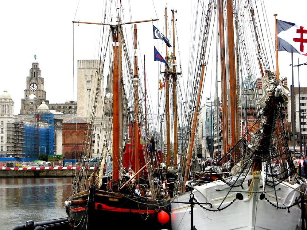 The Tall Ships by gothgirl