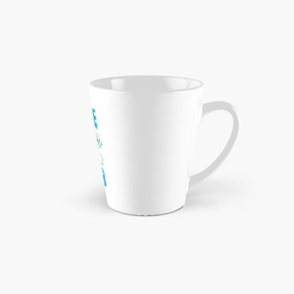 Blue Crab type Tall Mug