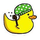 Rub-a-Dub Ducky by FREDtheALIENpro