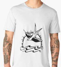 Sparrow Black Men's Premium T-Shirt