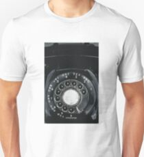 Vintage Rotary Telephone T-Shirt