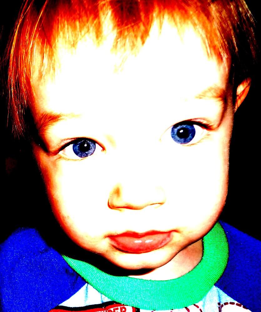 Blue Eyes by abryant