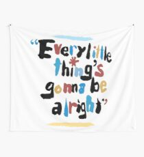 every little things Wall Tapestry