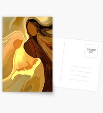 The Saviour is born  Postcards
