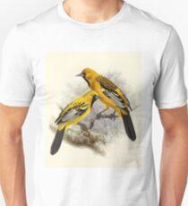 Orange Oriole T-Shirt