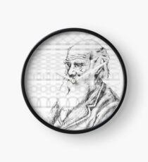 Charles Darwin Clock